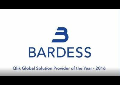 Bardess Group Named Qlik's 2016 Global Solution Provider of the Year