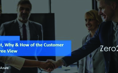 The Customer 360-Degree View in Boston – Register Today