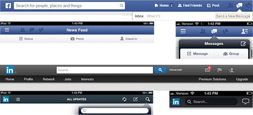 bardess-facebook-linkedin-screenshots