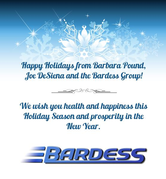 Happy Holidays from Bardess