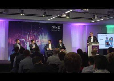 Qlik Financial Services Summit Customer Panel – A New Paradigm