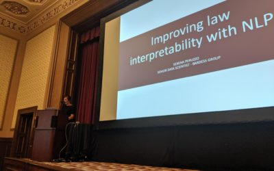 Bardess Data Scientist Peruzzo at Strange Loop Conference