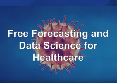 Free Forecasting and Data Science Introduction