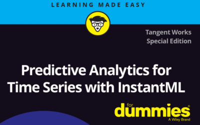 Free eBook: Time Series with InstantML for Dummies